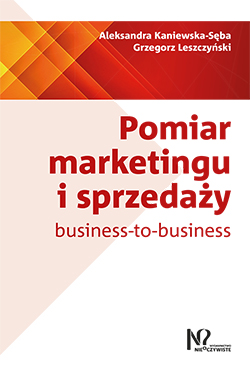 Pomiar marketingu i sprzedaży business-to-business